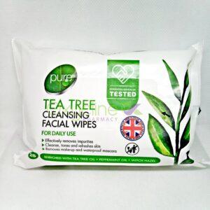 Tea Tree Wipes