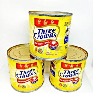 Three Crown Evaporated Milk