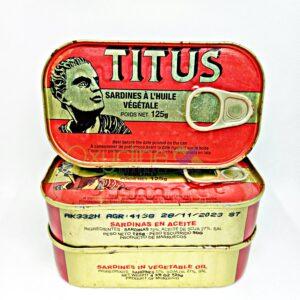 Titus 125G