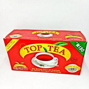Top Tea Box