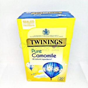 Twinings Tea  Pure Camomile