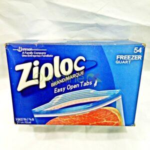 Ziploc Quart